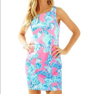 Lilly Pulitzer Cathy Shift in Barefoot Princess